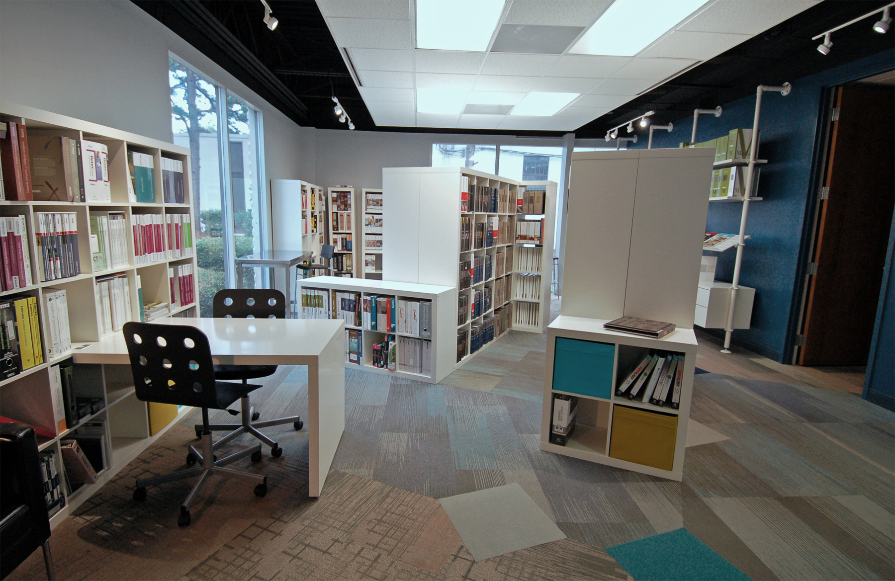 Garmon company commercial flooring contractor charlotte for Design consultancy
