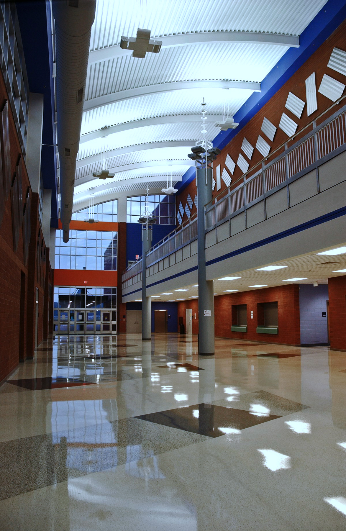South Pointe High School Rock Hill Sc Freespace Design